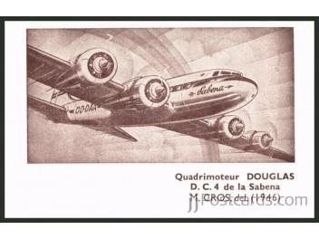Sabena, DC-4