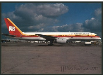 Air Belgium, B.757