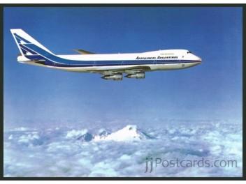 Aerolineas Argentinas, B.747 (v2)