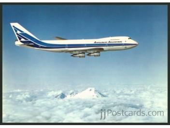 Aerolineas Argentinas, B.747 (v1)