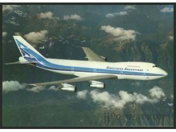 Aerolineas Argentinas, B.747 (v4)