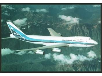 Aerolineas Argentinas, B.747 (v3)