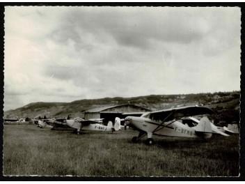 Cessieu: planes of the Aéro-Club