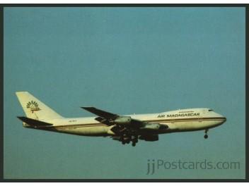 Air Madagascar, B.747