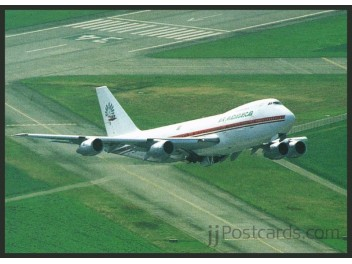 Air Madagascar, B.747
