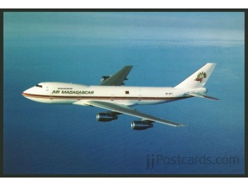 Air Madagascar, B.747 (V2)