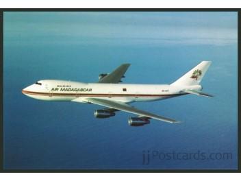 Air Madagascar, B.747 (V1)