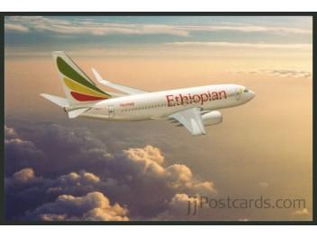 Ethiopian, B.737