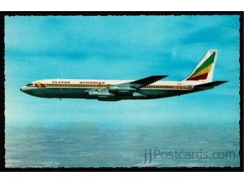 Ethiopian, B.707 (V2)