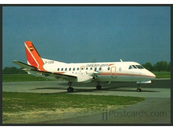 Delta Air, Saab 340 (V3)