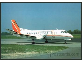 Delta Air, Saab 340 (V2)