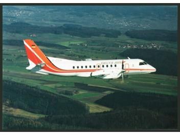Delta Air, Saab 340