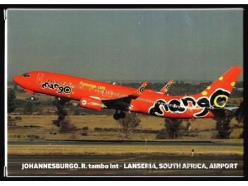 Set Johannesburg Airports, 36 postcards