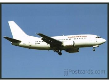 FlyAfrica, B.737