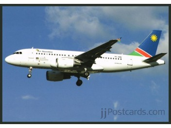 Air Namibia, A319