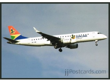South African Airlink, Embraer 190