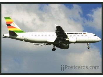 Air Zimbabwe, A320