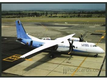 Air Force Zambia, Xian MA60