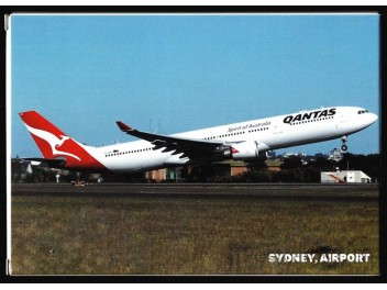 Set Sydney Airport, 36 postcards