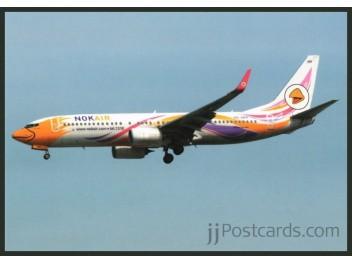 Nok Air, B.737