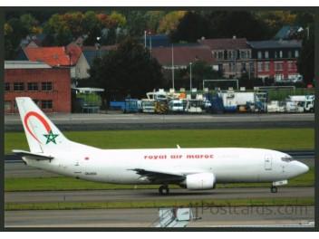 Royal Air Maroc Cargo, B.737