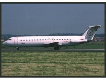 Ryanair, BAC 1-11