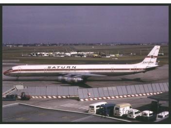 Saturn, DC-8