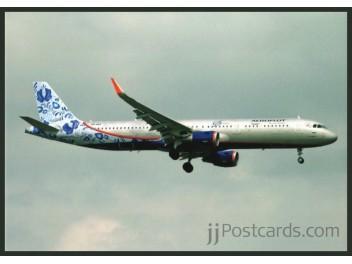 Aeroflot, A321