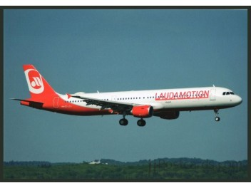 Laudamotion, A321