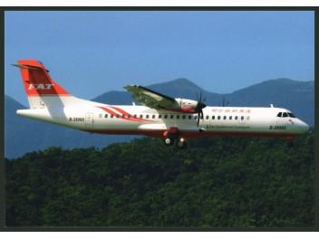 Far Eastern - FAT, ATR 72