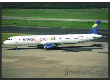 Small Planet Airlines Germany, A321