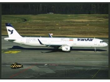 Iran Air, A321