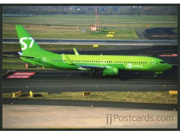 S7 Airlines, B.737