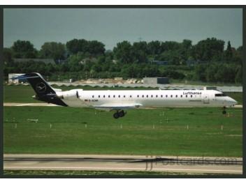 Lufthansa City Line, CRJ 900