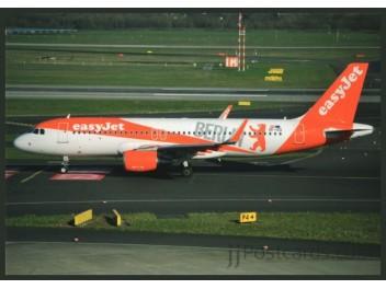 EasyJet Europe, A320