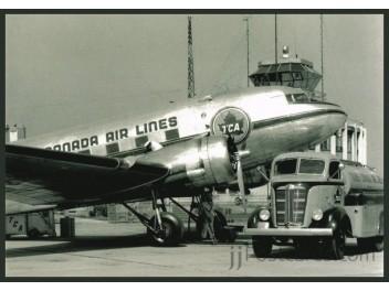 Toronto: Trans-Canada - TCA, DC-3