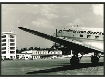 Frankfurt: American Overseas, DC-3