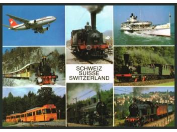 Swissair, A310 / 8 views