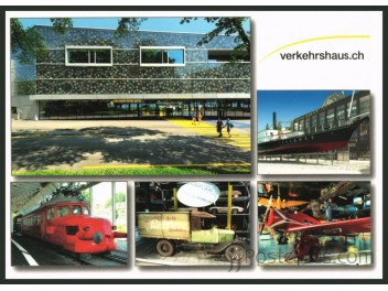 Museum of Transport, 5 views