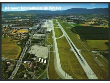 Geneva: aerial view