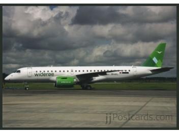 Wideroe, Embraer 190