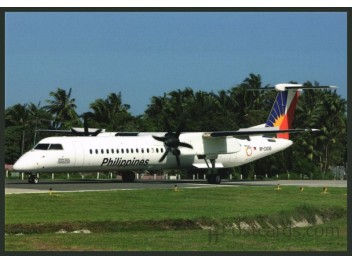 Philippine Airlines, DHC-8