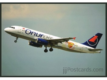Onur Air, A320