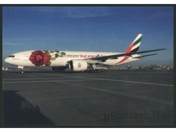 Emirates SkyCargo, B.777F