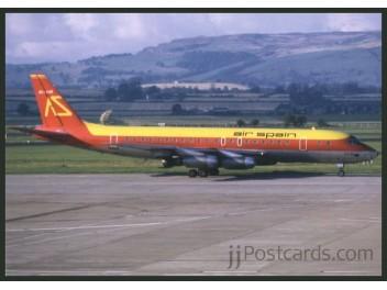 Air Spain, DC-8
