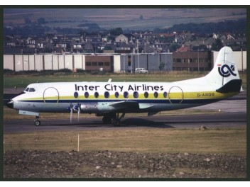 Inter City Airlines, Viscount