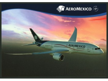 AeroMéxico, B.787