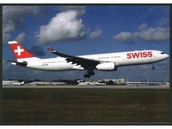 Swiss, A330
