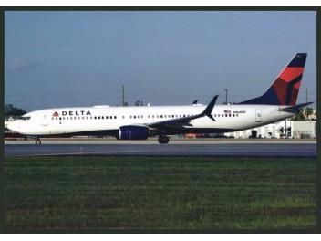 Delta Air Lines, B.737