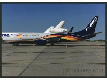 West Atlantic Cargo Airl., B.737